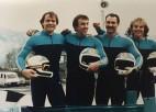 Mūžībā aizgājis olimpiskais čempions bobslejā Fassers