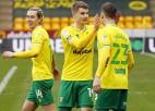 """Norwich City"" garantē ceļazimi uz Anglijas Premjerlīgu"
