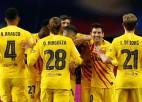"""""""Barcelona"""" otrajā puslaikā sagrauj """"Athletic"""" un triumfē Karaļa kausā"""