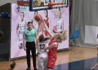 """Video: """"TTT Rīga"""" jau ierastā vieta finālā, """"BJBS Rīga juniores"""" turpinās cīņu par bronzu"""