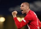 """Jilmazam divi vārti, """"Lille"""" atspēlējas no 0:2, uzvar un atgūst vadību Francijas čempionātā"""