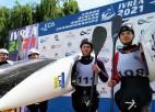 Mūsējie startēs Eiropas čempionātā airēšanas slalomā