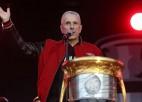 """Čempione """"Avangard"""" uz diviem gadiem pagarina līgumu ar ģenerālmenedžeri Volkovu"""