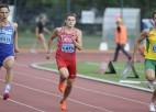 Zālītim un Vaičulei uzvaras sprintos Lietuvā un sezonas labākie rezultāti