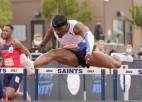 Olimpiskais čempions Makleods atgriežas ar sezonas otro labāko rezultātu 110m/b