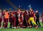 """Turīna notur neizšķirtu pret """"Lazio"""" un saglabā vietu A sērijā"""