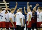 Latvijas vīriešu izlase A un B sastāvi pārbaudes mačos piekāpjas Igaunijai