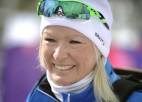 43 gadus vecā somu slēpotāja Roponena iekļauta izlasē uz Olimpiskajām spēlēm