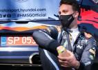 WRC pilotu soda ar diskvalifikāciju uz sešiem mēnešiem