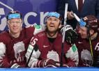 Izmaiņas Latvijas izlases virknējumos: Ķēniņš pirmajā, bet Daugaviņš trešajā maiņā