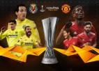 Eiropas līgas finālā 9500 skatītāju priekšā par titulu cīnīsies ''United'' un ''Villarreal''