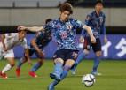 Osako pieci vārti, japāņi Mjanmas futbolistu cietoksnī iesit desmit bumbas