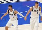 """""""Clippers"""" un """"Mavericks"""" piektais cēliens: vai Porziņģa komanda atgūs vadību?"""