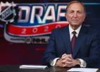 """NHL drafta loterijā uzvar """"Sabres"""", jaunpienācējai """"Kraken"""" tiek otrā izvēle"""