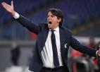 """Itālijas čempione """"Inter"""" par galveno treneri apstiprinājusi Indzagi"""