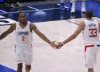 """Lenards paliek """"Clippers"""": četros gados nopelnīs 176 miljonus"""