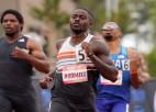 Bromels šosezon pirmais 100m zem 9,80