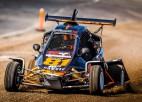 """Baldiņam un Nitišam neveiksmes """"RallyX Nordic"""" posmā Somijā"""