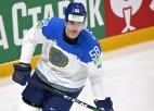 Kazahstānas izlasi PČ pārstāvējušais zviedrs Svedberjs pārceļas uz CSKA