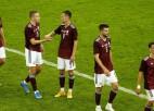 Latvijas futbolistiem Tallinā izšķirošā cīņa par piekto Baltijas kausu pēc kārtas