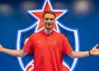 Pēc šķiršanās no Strēlnieka CSKA paraksta līgumu ar Grigoni