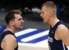 """ESPN žurnālists: """"Dončičs un Porziņģis viens otram nepatīk"""""""