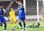 """Ceļazīmi uz Čempionu līgas pamatkvalifikāciju nopelna Kosovas """"Prishtina"""""""