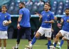 """Sāksies """"Euro 2020"""" astotdaļfināli: Itālijai cīņa pret Austriju"""
