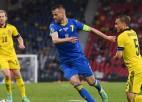 Ukraina papildlaika beigās pieveic Zviedriju un pirmoreiz iekļūst EČ 1/4 finālā