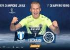 """""""Riga"""" Čempionu līgā pret Zviedrijas """"Malmo"""" - abas spēles Sportacentrs.com TV tiešraidē"""