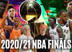 """Video: Ģenerālis pret Bukmeikeru par NBA finālu starp """"Suns"""" un """"Bucks"""""""