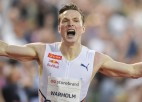 Varholms turpina dominēt 400 metru barjerās, igaunim Megi trešā vieta