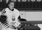 """Kivlenieka piemiņai """"Blue Jackets"""" izveido fondu, kas atbalstīs arī Latvijas hokeju"""