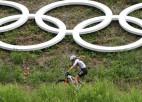 Vācijas riteņbraucēju komandas sporta direktors rasisma dēļ spiests pamest Tokiju