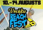 """Vecāķu """"Beach Fest"""" šogad norisināsies no 10. – 14. augustam"""