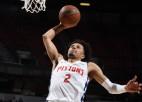 """Sākusies NBA Vasaras līga, """"Wizards"""" spēle pārcelta Covid-19 dēļ"""