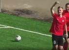 Video: Mača komentētājs ļoti emocionāli reaģē uz savu favorītu panākumu