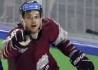 Vītoliņš par Latvijas hokeja izlases kapteini ieceļ Bļugeru
