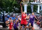 """""""Riga"""" 3x3 basketbolisti turnīru Debrecenā sāk ar divām uzvarām"""