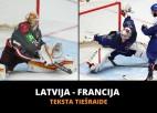 Teksta tiešraide: Latvija - Francija 2:1 (spēle galā!)
