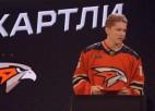 """Video: Hārtlija """"Avangard"""" aizmainītais Zernovs iepriekš bija izteicies drosmīgi"""