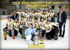 """Sadalīti visi šīs vasaras """"True Riga Hockey cup"""" kausi"""