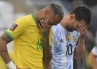 Argentīna neievēro karantīnu, Brazīlijas varas iestādes aptur superklasiku