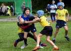 LČ regbijā jauniešiem 5.posmā ''Eleja'' uzvar divās no trim grupām, ''ĶNSS/Baldone'' viena 1.vieta
