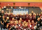 Skaitļi: Somietes kļūst par čempionēm, latvietēm būs cits treneris