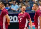 Latvija ar 0-3 kapitulē Itālijai un noslēdz dalību Eiropas čempionātā