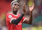 Pogbā sliecas palikt ''Manchester United'' un pagarināt līgumu