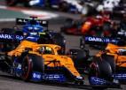 """""""McLaren"""" pirmā uzvara astoņu gadu laikā un citi fakti par Moncas F1 posmu"""