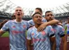 """Lingards un de Hea kaldina MU uzvaru; """"Brighton"""" pārspēj """"Leicester"""""""