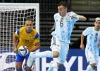 Argentīna uzvar klasikā, otro reizi pēc kārtas iekļūstot Pasaules kausa finālā